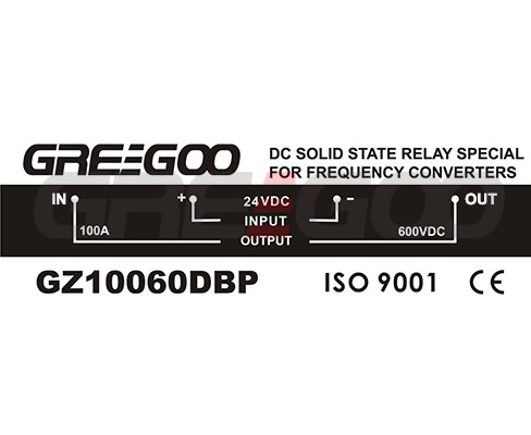 Solid State Relays DC Solid State Relays for Frequency Converters