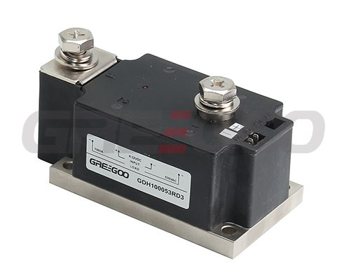 Solid State Relays on Scr Power Control Circuit
