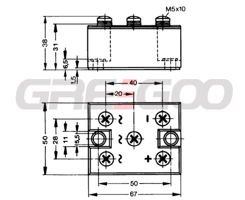 motor surge protection dust protection wiring diagram