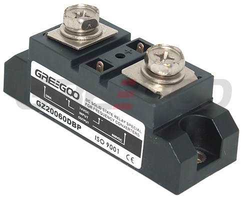200a dc ssr for frequency converters