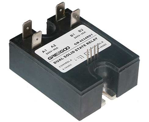 Solid state relay ssr switch zero crossing industrial ssr relay