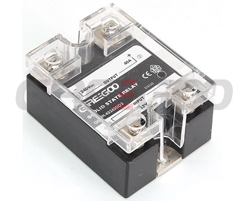 Solid state relay, ssr switch, zero crossing industrial ssr